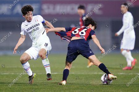 Editorial image of Suwon FC v Suwon Samsung Bluewings, 2021 K League 1, football, Suwon Sports Complex, Suwon, South Korea - 10 Mar 2021