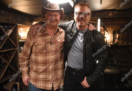 Tracy Lawrence and Phil Vassar, Tracy stops by the Circle Television Network, 'Phil Vassar's Songs from the Cellar', in Nashville, TN. Airing in March 11, 2021 on Circle and American Songwriter Podcast Network @PhilVassarSFTC @circleallaccess