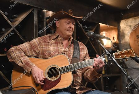 Editorial photo of Tracy Lawrence stops by Phil Vassar's 'Songs from the Cellar', Nashville, Tennessee, USA - 10 Mar 2021