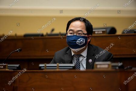 United States Representative Andy Kim (Democrat of New Jersey), speaks during a hearing in Washington, D.C., U.S.,. The Biden administration is considering withdrawing all troops from Afghanistan by May 1 as it leans on President Ashraf Ghani to accelerate peace talks with the Taliban, including by supporting a proposal for six-nation discussions that include Iran.