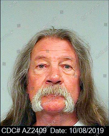 Stock Image of In this Oct. 8, 2019, photo released by the California Department of Corrections and Rehabilitation is inmate John Sullivan. The 66-year-old inmate was found unresponsive in his cell at San Quentin State Prison early, and state corrections officials said they are treating his death as a homicide. Sullivan had served half of his 10-year sentence from Placer County for failing to register as a sex offender, a second-strike