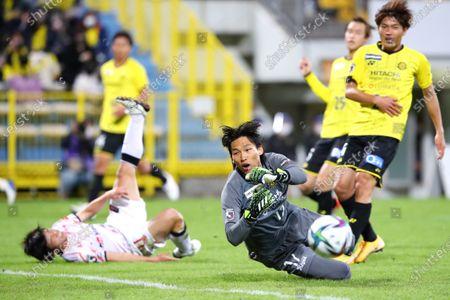 Editorial photo of J1 2021 : Kashiwa Reysol 0-1 Nagoya Grampus, Kashiwa, Japan - 10 Mar 2021