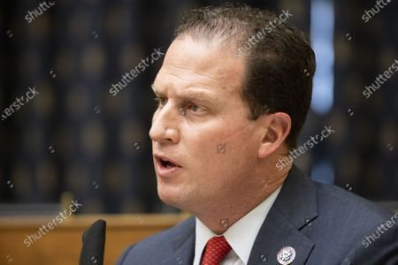 Representative August Pfluger, R-TX, speaks during a House Foreign Affairs Committee hearing in Washington, DC on Wednesday, March 10, 2021. The Biden administration is considering withdrawing all troops from Afghanistan by May 1 as it leans on President Ashraf Ghani to accelerate peace talks with the Taliban, including by supporting a proposal for six-nation discussions that include Iran.