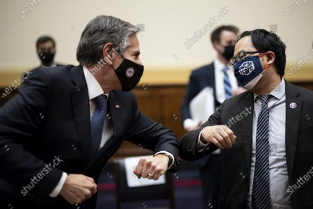 Editorial photo of House Foreign Affairs Committee Hearing, Washington DC, USA - 10 Mar 2021