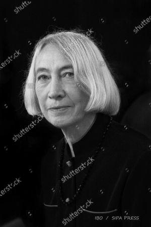 Editorial image of Chantal Thomas, literature specialist, Paris, France - 10 Mar 2021