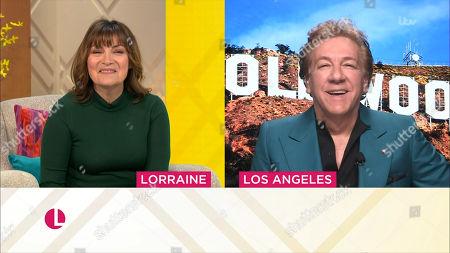 Lorraine Kelly, Ross King