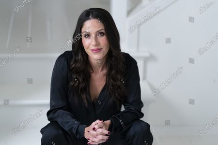 """Soleil Moon Frye poses for a portrait in Los Angeles on to promote her documentary""""Kid 90,"""" premiering Friday, March 12 on Hulu"""