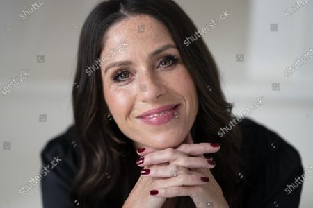 """Stock Picture of Soleil Moon Frye poses for a portrait in Los Angeles on to promote her documentary""""Kid 90,"""" premiering Friday, March 12 on Hulu"""