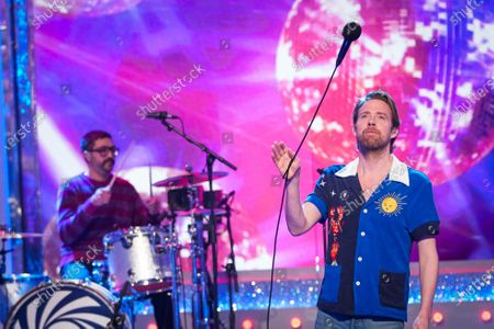 Stock Picture of Kaiser Chiefs - Ricky Wilson