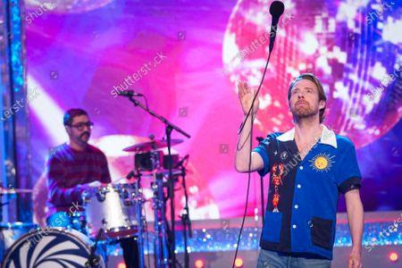 Kaiser Chiefs - Ricky Wilson