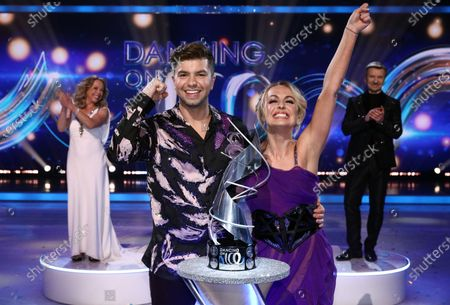Editorial picture of 'Dancing On Ice' TV show, Series 13, Episode 8, Final, Hertfordshire, UK - 14 Mar 2021