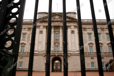 Buckingham Palace stands under grey skies in London, England, on March 11, 2021. Senior members of the Royal Family reportedly held 'crisis talks' this week following claims of racism made by Prince Harry and Meghan Markle, the Duke and Duchess of Sussex, in their televised interview with Oprah Winfrey. This week meanwhile marked the first stage of coronavirus lockdown easing across England, with schools reopening and some limits on social contact loosened. Non-essential shops, bars, restaurants and other hospitality and leisure businesses remain closed, however, and will not reopen until next month under the current timetable.