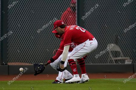 Editorial photo of White Sox Reds Spring Baseball, Goodyear, United States - 11 Mar 2021