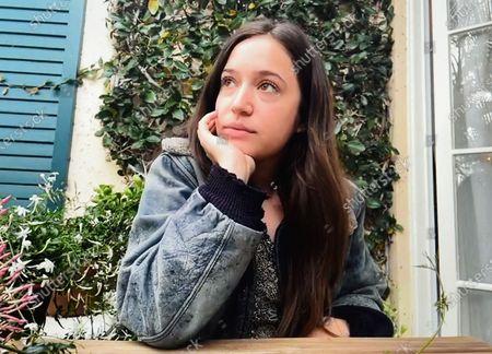 Editorial image of Exclusive - SXSW Virtual Portrait Studio, Day 3, USA - 11 Mar 2021