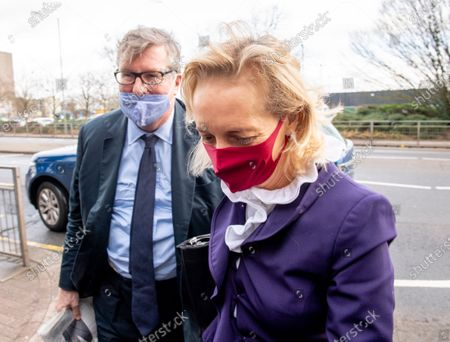 Editorial photo of Crispin Odey assault trial, London, UK - 12 Mar 2021