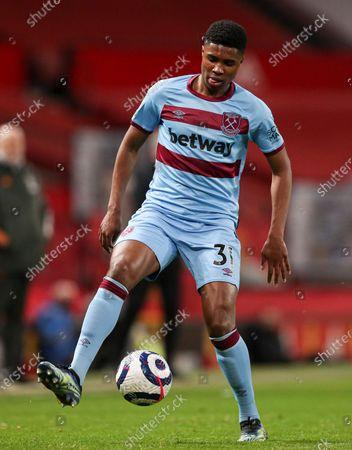 Ben Johnson of West Ham