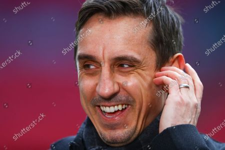 Salford City co-owner Gary Neville