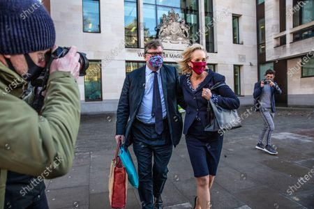 Editorial image of Crispin Odey indecent assault trial, London, UK - 11 Mar 2021