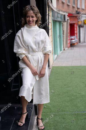 Actress Marta Larralde