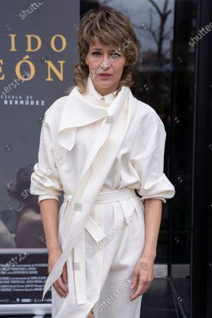 Stock Image of Actress Marta Larralde