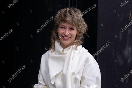 Stock Photo of Actress Marta Larralde