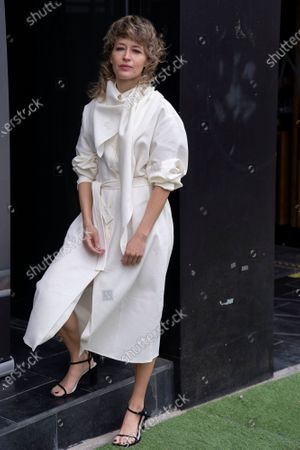 Editorial photo of 'Leon and Oblivion' photocall, Madrid, Spain - 12 Mar 2021