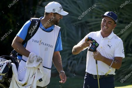 Editorial photo of Players Championship Golf, Ponte Vedra Beach, United States - 12 Mar 2021
