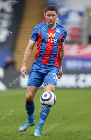 Football - 2020 /2021 Premier League - Crystal Palace vs West Bromwich Albion - Selhurst Park Gary Cahill of Crystal Palace