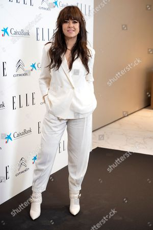 Editorial picture of Elle Women Awards, Madrid, Spain - 12 Mar 2021