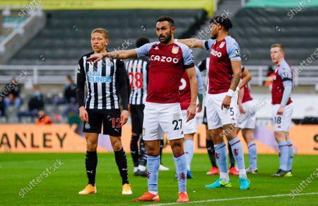 Editorial picture of Newcastle United v Aston Villa, Premier League - 12 Mar 2021