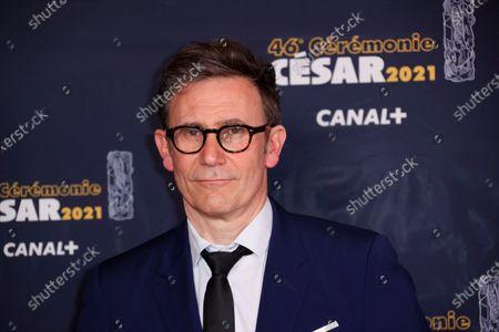 Editorial image of Cesar Awards, Paris, France - 12 Mar 2021