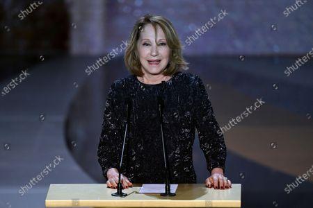 Editorial picture of Cesar Awards, Paris, France - 12 Mar 2021
