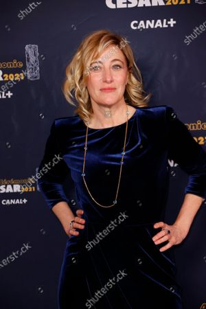 Editorial picture of Cesar Awards, Paris, France - 12 Mar 2021