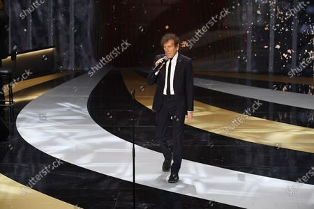 Editorial picture of 46th Cesar Film Awards, Show, Paris, France - 12 Mar 2021