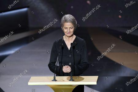 Editorial image of 46th Cesar Film Awards, Show, Paris, France - 12 Mar 2021