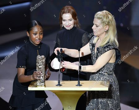 Editorial photo of 46th Cesar Film Awards, Show, Paris, France - 12 Mar 2021