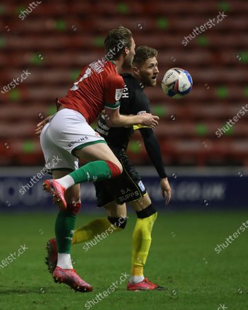 Editorial picture of Walsall v Barrow - Sky Bet League 2, United Kingdom - 12 Mar 2021