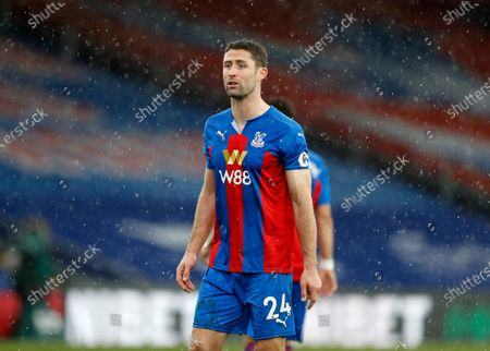 Gary Cahill of Crystal Palace; 10/13th March 2021; Selhurst Park, London, England; English Premier League Football, Crystal Palace versus West Bromwich Albion.