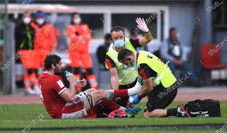 Editorial image of Italy v Wales - Guinness Six Nations - 13 Mar 2021