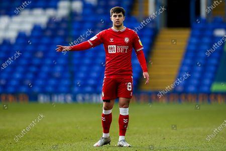 Liam Walsh of Bristol City