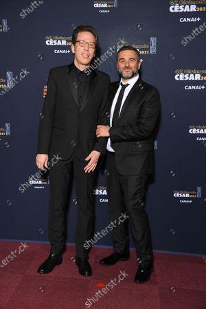 Olivier Nakache and Reda Kateb