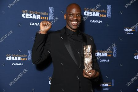 Editorial picture of 46th Cesar Film Awards 2021, Photocall, Paris, France - 13 Mar 2021