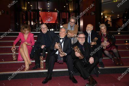 Editorial image of 46th Cesar Film Awards 2021, Photocall, Paris, France - 13 Mar 2021