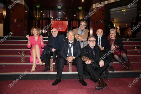 Editorial photo of 46th Cesar Film Awards 2021, Photocall, Paris, France - 13 Mar 2021