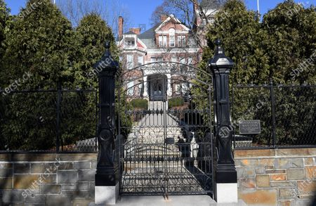 Exterior view of the New York state Executive Mansion, in Albany, N.Y. Gov. Andrew Cuomo has rebuffed calls to resign and staked his political future on the outcome of an independent investigation by Attorney General Letitia James, who is examining allegations that the governor sexually harassed or inappropriately touched several female aides