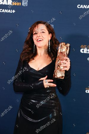 Stock Image of Laure Calamy