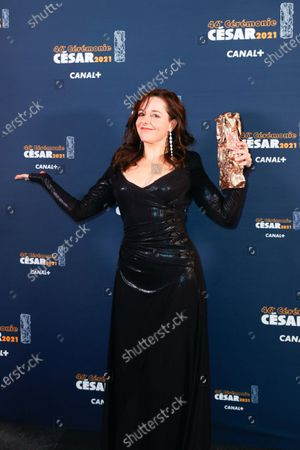 Stock Photo of Laure Calamy