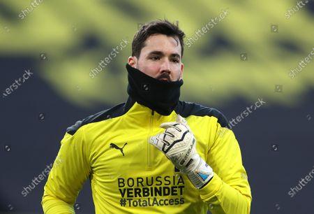 Editorial photo of Borussia Dortmund v Hertha BSC, Germany - 13 Mar 2021