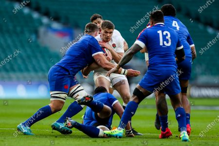 Editorial photo of England v France Six Nations, UK - 13 Mar 2021
