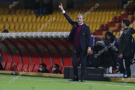 Editorial photo of Benevento Calcio v ACF Fiorentina, Italian football Serie A match, Benevento, Italy - 13 Mar 2021